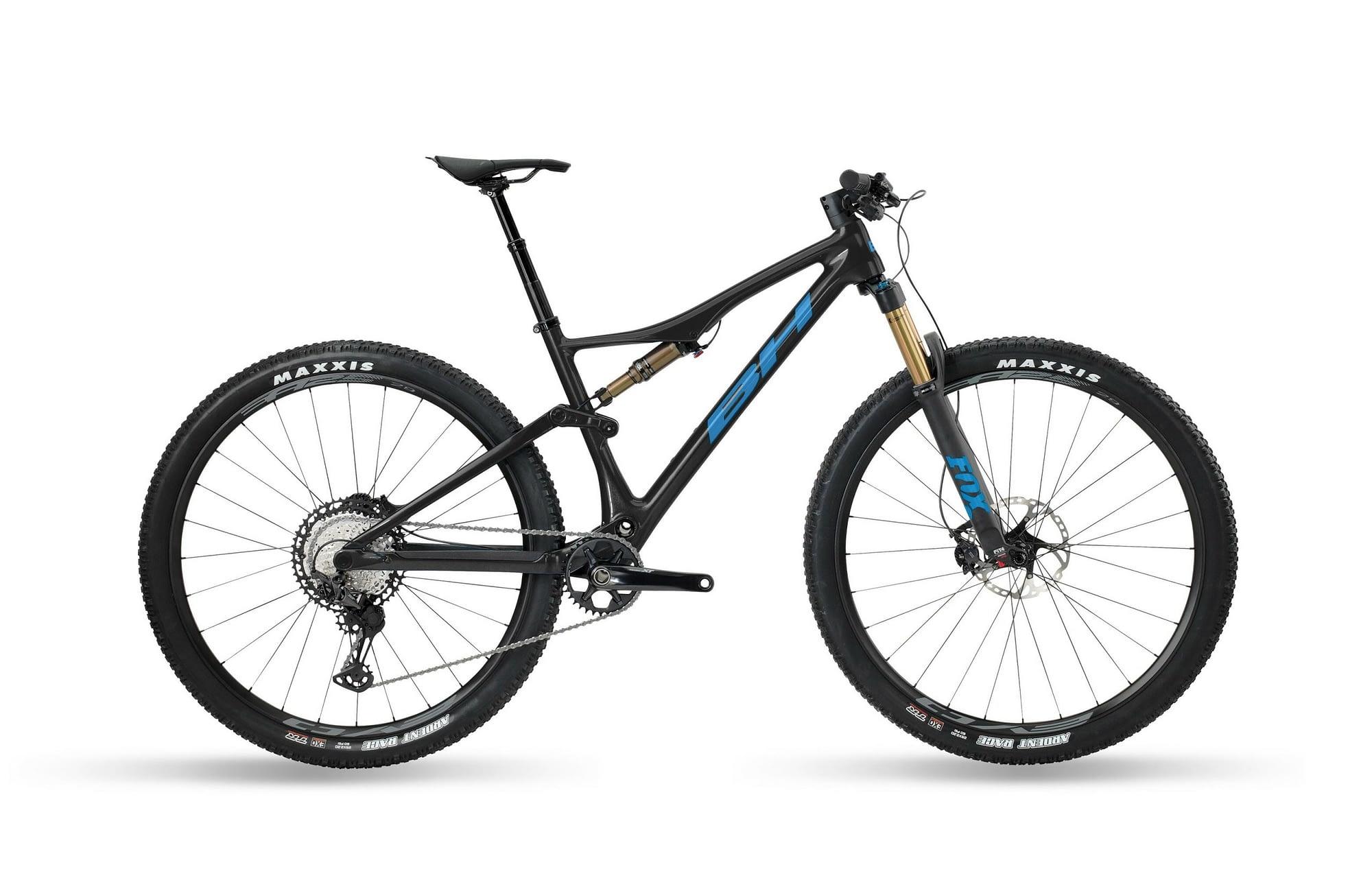 BH LYNX RACE EVO CARBON 9.0 LT - Noir / Bleu, XL
