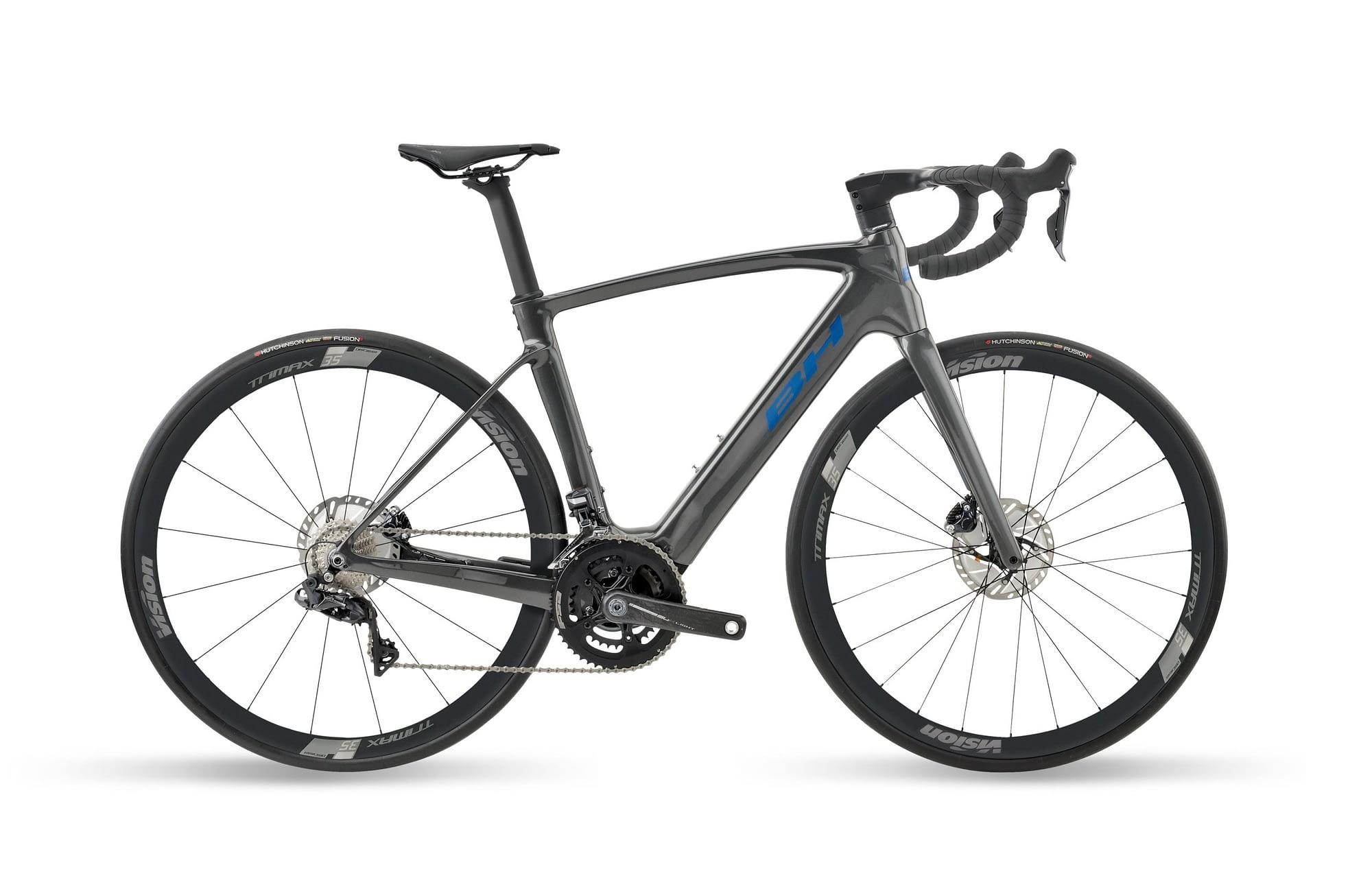 BH CORE RACE CARBON 1.8 - Noir / Bleu, L