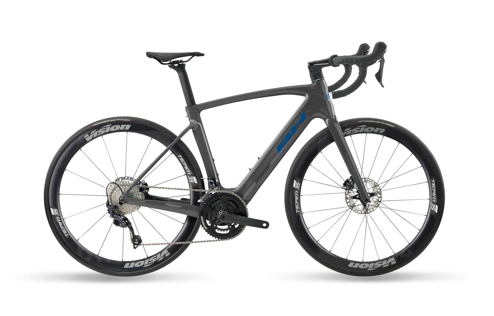 BH CORE RACE CARBON 1.6 - Noir / Bleu, L