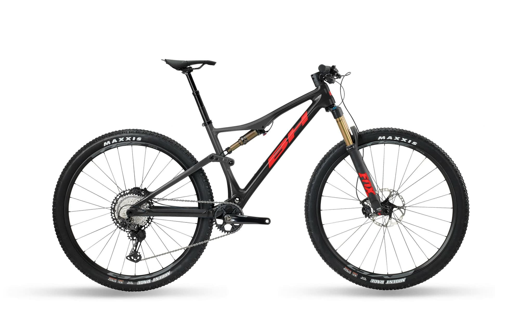 BH LYNX RACE EVO CARBON 9.0 LT - Anthracite / Rouge, M