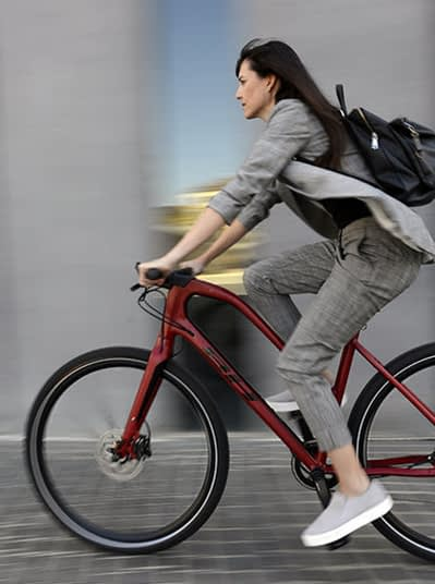 Chaussures ville/ebike