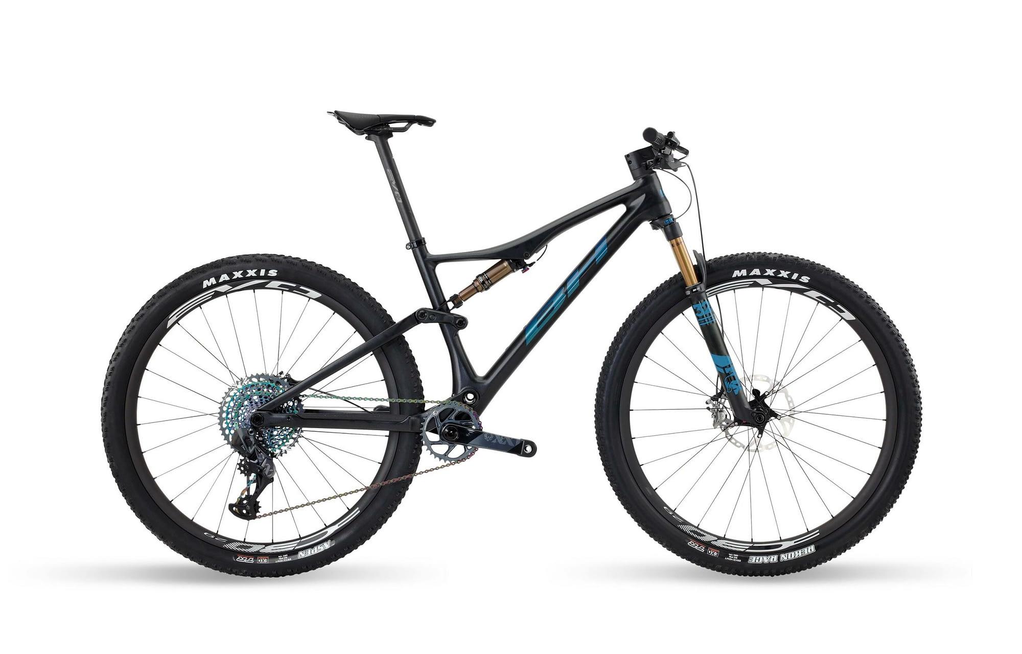 BH LYNX RACE EVO CARBON 9.9 - Noir / Bleu, XL