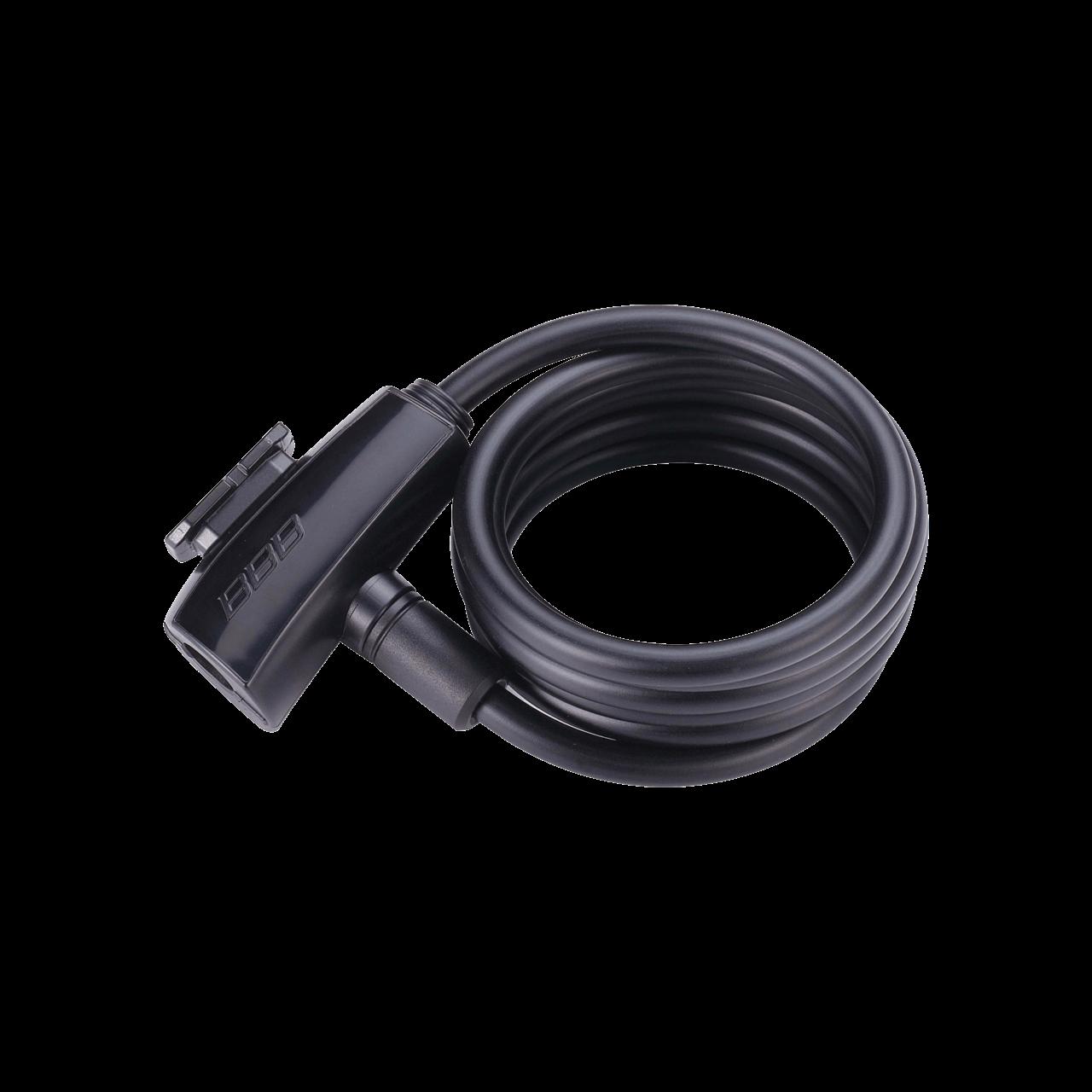 QuickSafe / BBL-61 - Noir, 8mmx150cm