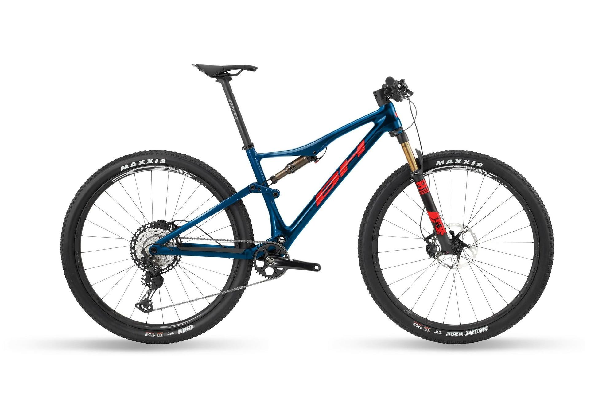 BH LYNX RACE EVO CARBON 9.2 - Rouge / Bleu, XL